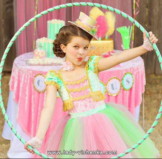 41. Halloween Kostymer for jenter for 6-8 år