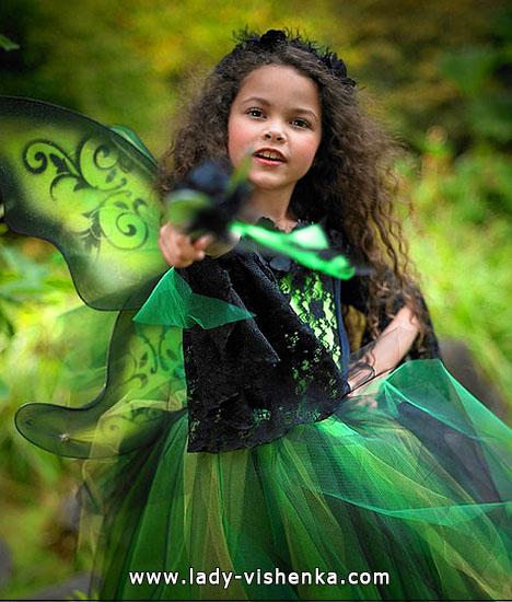 42. Halloween Kostymer for jenter for 6-8 år