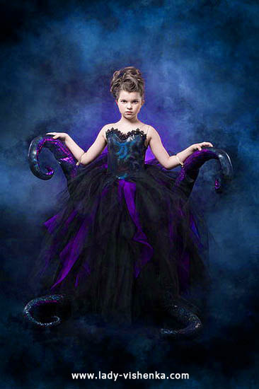 43. Halloween Kostymer for jenter for 6-8 år