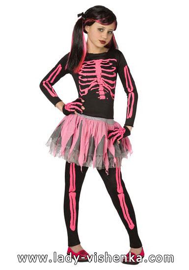 46. Halloween Kostymer for jenter for 6-8 år