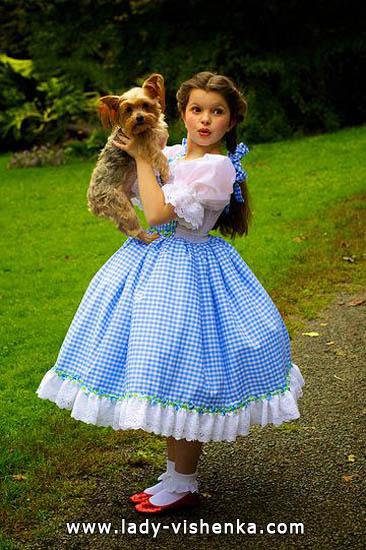 53. Halloween Kostymer for jenter for 6-8 år