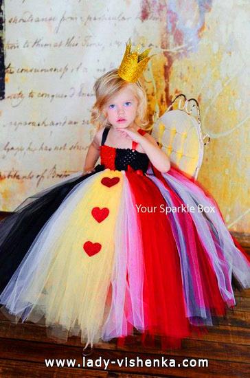 11. Kostymer for små jenter fra 1 år til 3 år