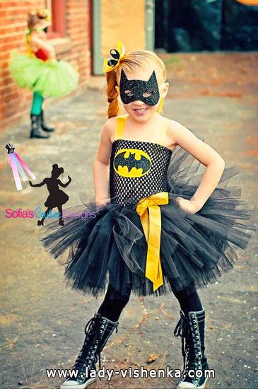 14. Kostymer for små jenter 4 år - 6 år