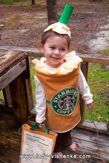 13. Kostymer for små jenter fra 1 år til 3 år
