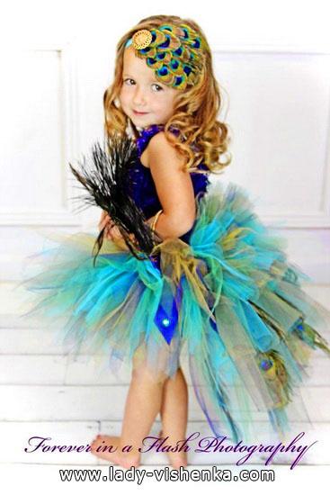16. Kostymer for små jenter fra 1 år til 3 år