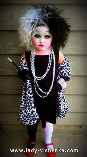20. Kostymer for små jenter fra 1 år til 3 år