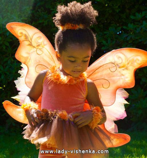 22. Kostymer for små jenter fra 1 år til 3 år