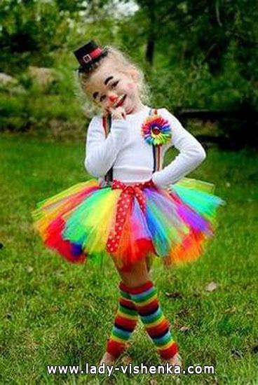 25. Kostymer for små jenter fra 1 år til 3 år