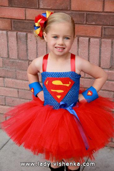 26. Kostymer for små jenter fra 1 år til 3 år