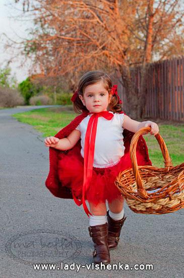 29. Kostymer for små jenter fra 1 år til 3 år