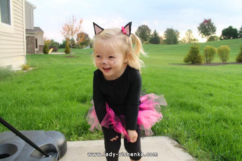 31. Kostymer for små jenter fra 1 år til 3 år