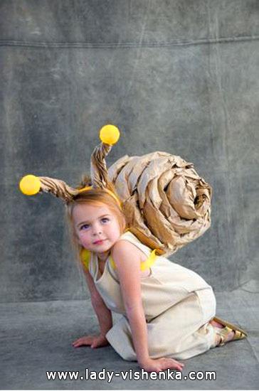 16. Kostymer for små jenter 4 år - 6 år