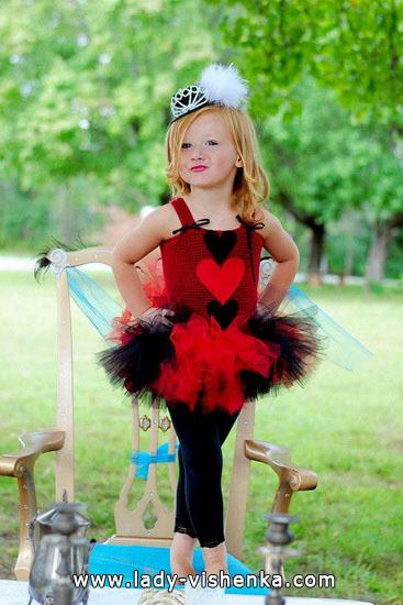 36. Kostymer for små jenter fra 1 år til 3 år
