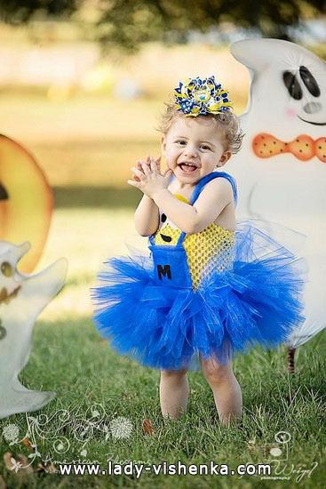 37. Kostymer for små jenter fra 1 år til 3 år