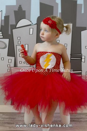 41. Kostymer for små jenter fra 1 år til 3 år