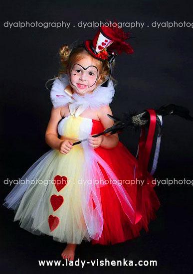 43. Kostymer for små jenter fra 1 år til 3 år
