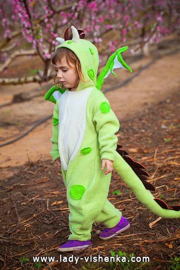 50. Kostymer for små jenter fra 1 år til 3 år