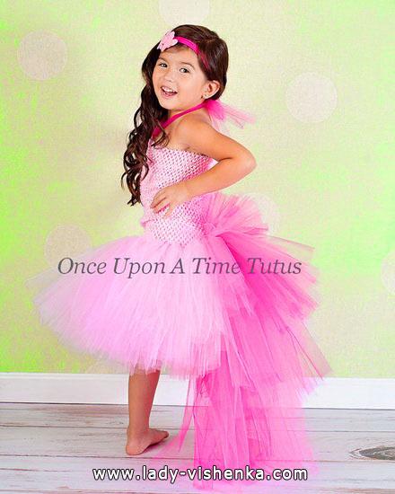51. Kostymer for små jenter fra 1 år til 3 år