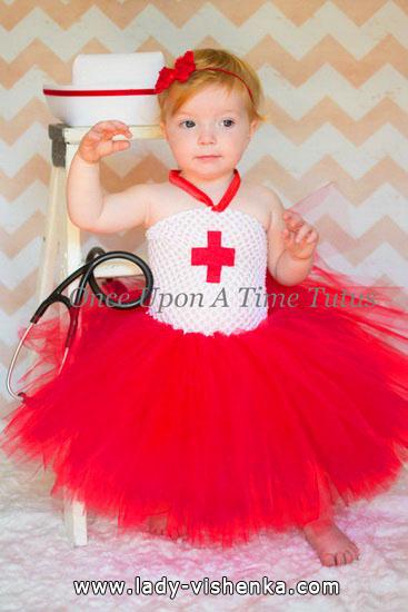 52. Kostymer for små jenter fra 1 år til 3 år