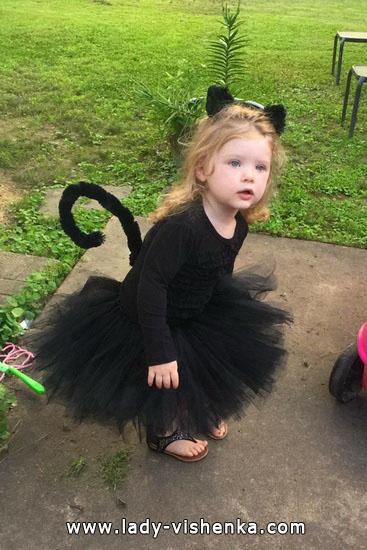 56. Kostymer for små jenter fra 1 år til 3 år