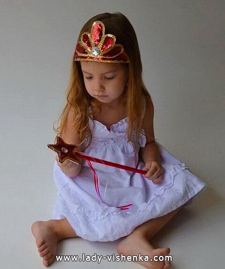 58. Kostymer for små jenter fra 1 år til 3 år