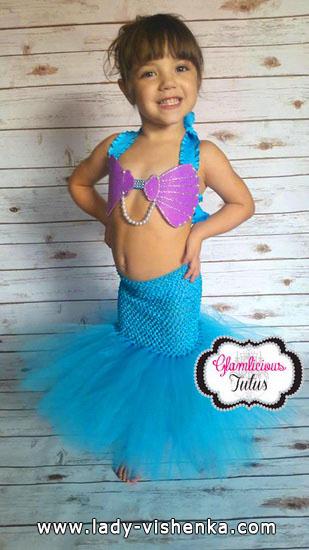 60. Kostymer for små jenter fra 1 år til 3 år