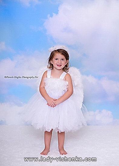 61. Kostymer for små jenter fra 1 år til 3 år