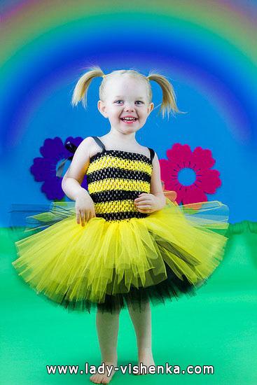 62. Kostymer for små jenter fra 1 år til 3 år