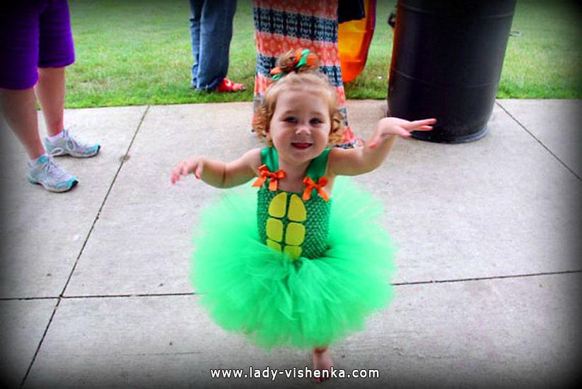 63. Kostymer for små jenter fra 1 år til 3 år