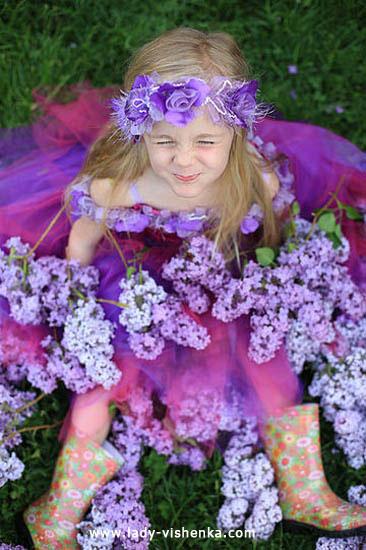 64. Kostymer for små jenter fra 1 år til 3 år
