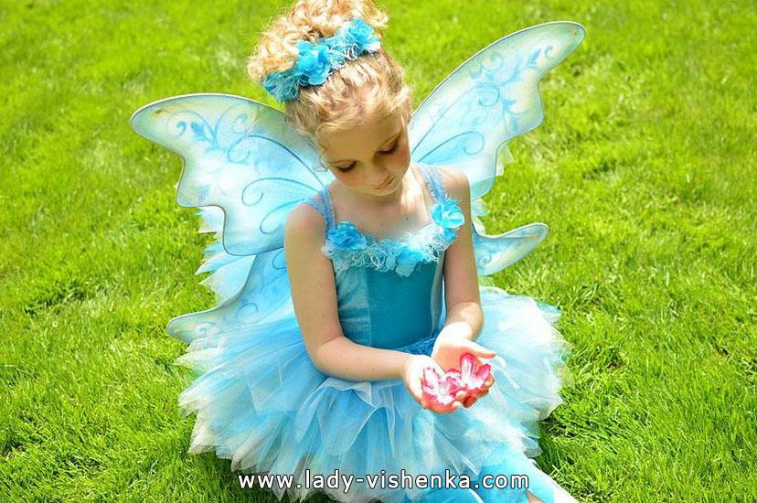20. Kostymer for små jenter 4 år - 6 år
