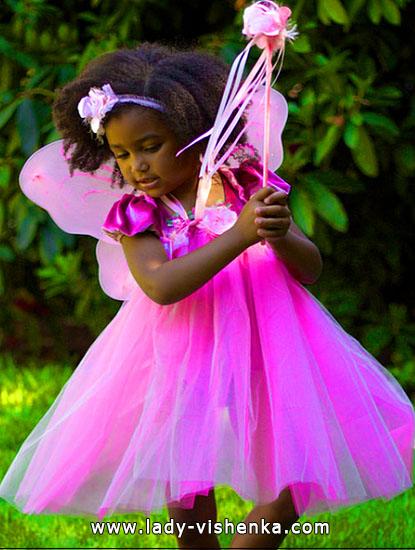 23. Kostymer for små jenter 4 år - 6 år