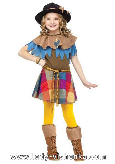26. Kostymer for små jenter 4 år - 6 år