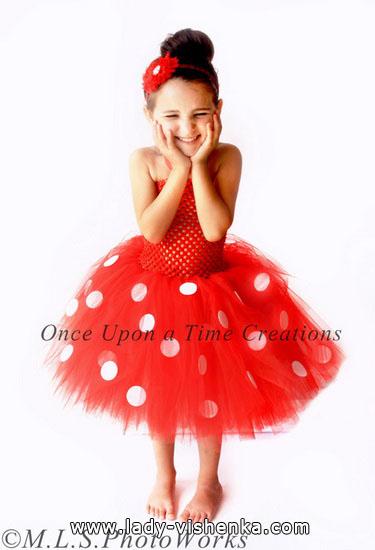 31. Kostymer for små jenter 4 år - 6 år