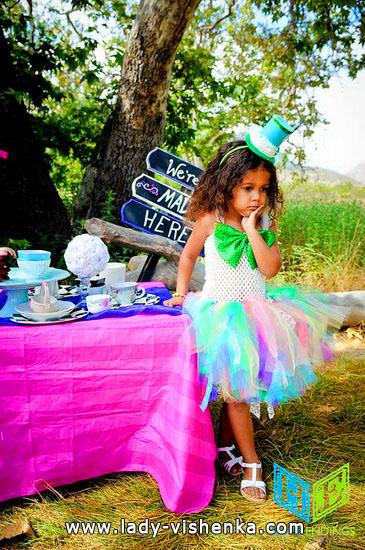 33. Kostymer for små jenter 4 år - 6 år