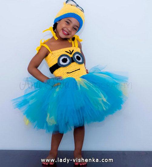 35. Kostymer for små jenter 4 år - 6 år