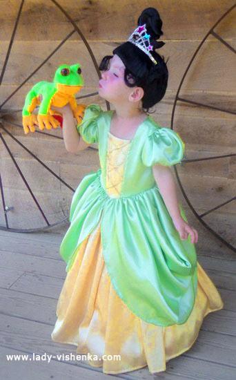 39. Kostymer for små jenter 4 år - 6 år