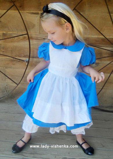 40. Kostymer for små jenter 4 år - 6 år