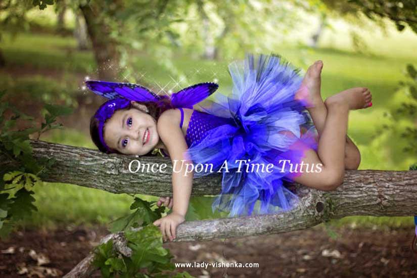 47. Kostymer for små jenter 4 år - 6 år
