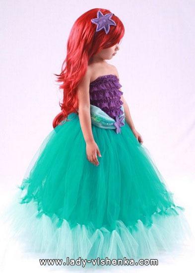 5. Kostymer for små jenter 4 år - 6 år