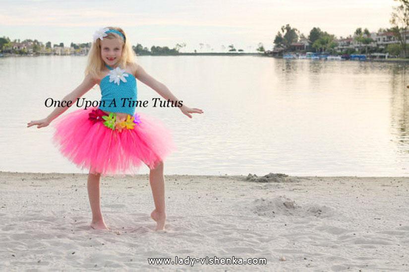 51. Kostymer for små jenter 4 år - 6 år