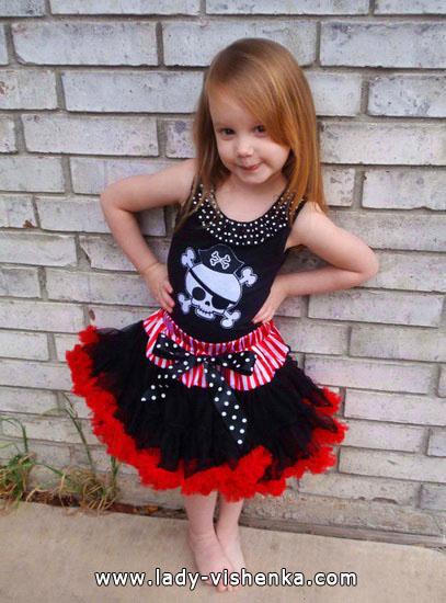 53. Kostymer for små jenter 4 år - 6 år