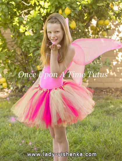 55. Kostymer for små jenter 4 år - 6 år