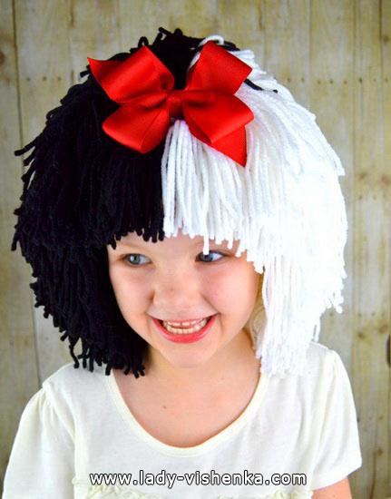 59. Kostymer for små jenter 4 år - 6 år