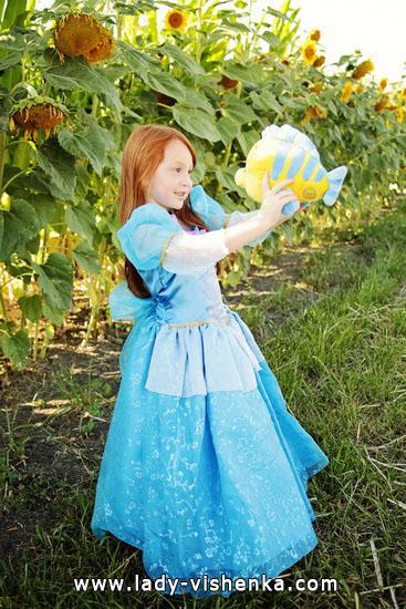 61. Kostymer for små jenter 4 år - 6 år