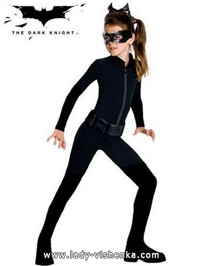 1. Halloween Kostymer for jenter for 6-8 år