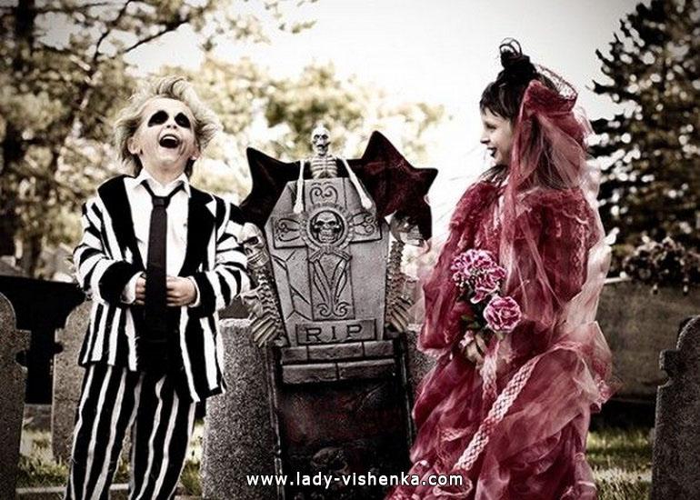 2. Halloween Kostymer for jenter for 6-8 år
