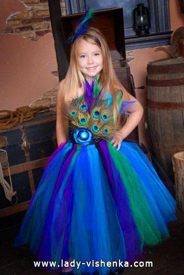 3. Halloween Kostymer for jenter for 6-8 år