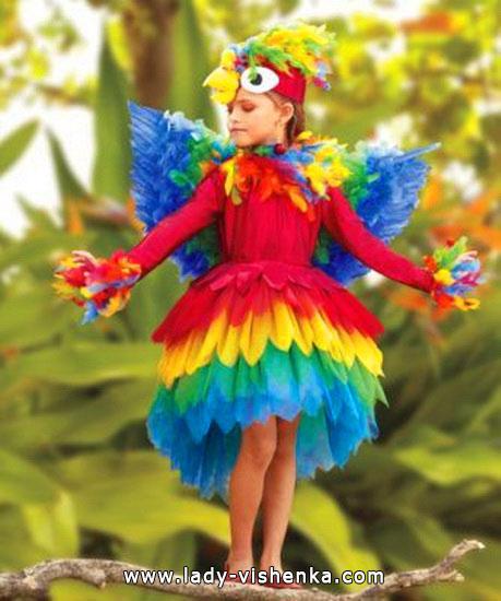 4. Halloween Kostymer for jenter for 6-8 år