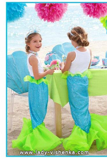 5. Halloween Kostymer for jenter for 6-8 år